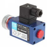 Adjustable pressure switches (K5)