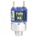 Adjustable pressure switches N.C. (K4)