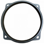 Weldable flanges
