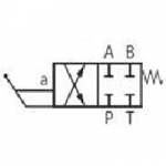 NG6 Manual valve spool Nº1A