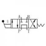 NG10 Manual valve spool Nº2