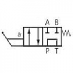 NG10 Manual valve spool Nº2A