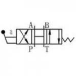 NG10 Manual valve spool Nº3